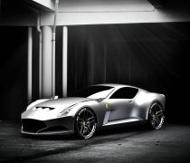 Ferrari Plateado Wallpapers Motor