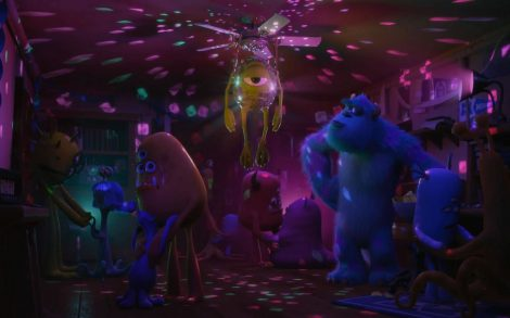 Fiesta Monsters University.
