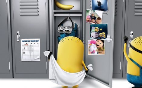 Fonditos Divertidos. Wallpapers de Minions