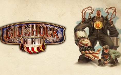 Fondo Bioshock Infinite. Wallpapers de Juegos.
