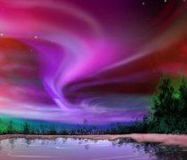 Fondos Aurora Boreal