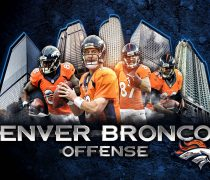 Fondo Denver Broncos Super Bowl.