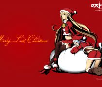 Fondo Manga de Navidad.