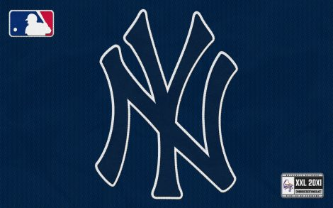 Fondo New York Yankees.