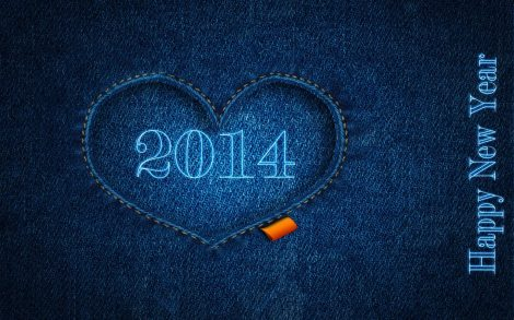 Fondo Pantalla Año Nuevo 2014.