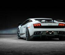 Fondo Pantalla Lamborghini Blanco