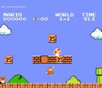 Fondo Pantalla Nintendo Mario Bros