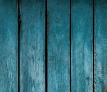 Fondo Textura Tablas Azules