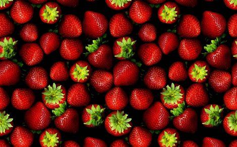 Fondo de Fresas