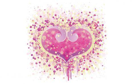 Fondo de un Corazón