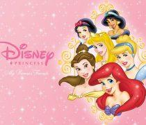 Fondo Princesas de Disney