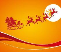 Fondos de Navidad para Photocall.
