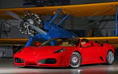 Fondos de Pantalla Ferrari