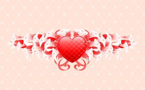 Fondos de San Valentín Gratis