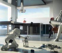 Fondos Graciosos Stormtrooper.