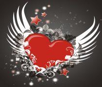 Fondos para Twitter de San Valentin
