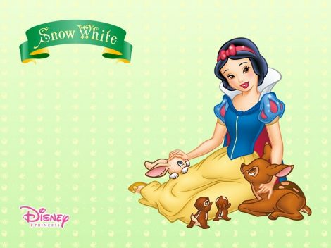 Fondos Disney Blancanieves