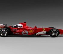 Fórmula 1 2013. Monoplaza Ferrari