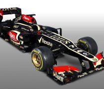 Fórmula 1 2013. Monoplaza Lotus Renault