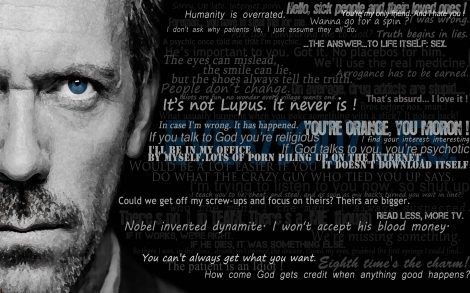Frases de Gregory House