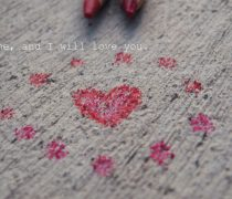Frase para San Valentín.
