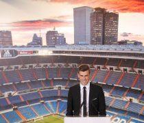 Gareth Bale Presentacion Real Madrid