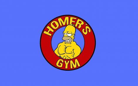 Gimnasio Homer Simpson