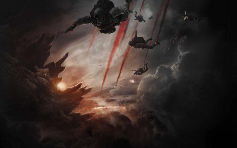 Godzilla Wallpaper.