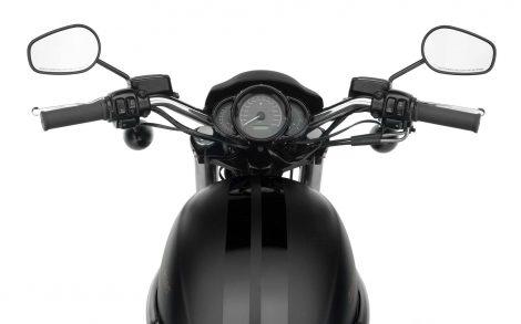 Harley Davidson Frontal