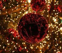 Bola de Navidad Roja.