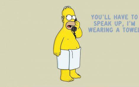 Homer Simpson Fondos Divertidos