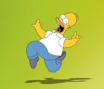 Homer Simpson Wallpaper los Simpson.