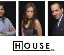 House. Personajes Cuarta Temporada