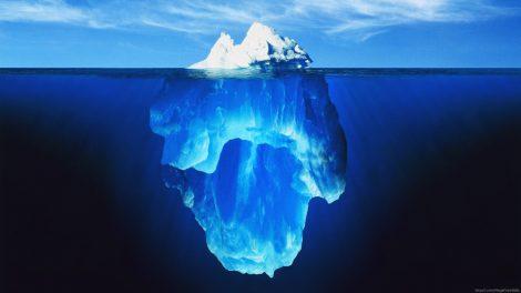 Iceberg Wallpaper.