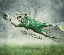 Iker Casillas. Wallpapers de Fútbol