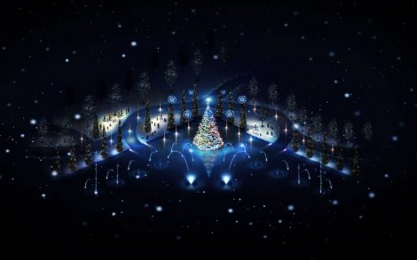 Iluminación de Navidad Perfecta.