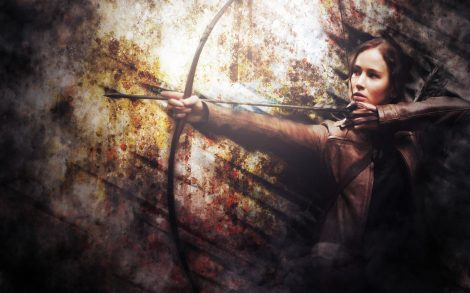 Katniss Everdeen Wallpaper