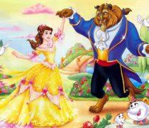 La Bella y la Bestia. Wallpapers Disney