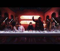 La última Cena Wallpaper Star Wars