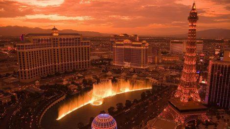 La ciudad de las Vegas