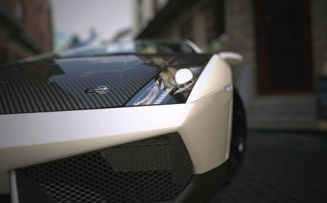 Lamborghini Lujo.