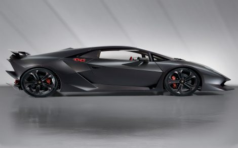 Lamborghini Negro Wallpapers