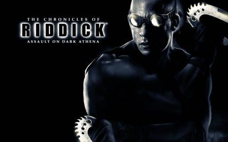 Las Crónicas de Riddick Wallpaper