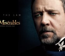 Los miserables Wallpaper Russel Crowe