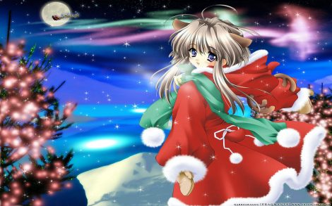 Mamá Noel Manga