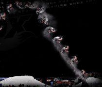 Maniobra Extrema en Moto de Nieve