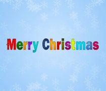 Merry Christmas Wallpaper de Navidad