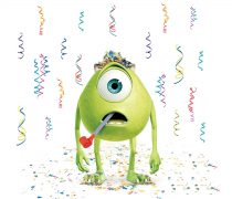 Monster University 2013. Mike Wazowski