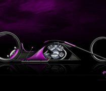 Moto Futurista Wallpaper