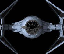 Nave de Combate Star Wars Tie Fighter